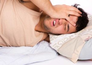 Grinding Restless Sleep- restless-sleep adult