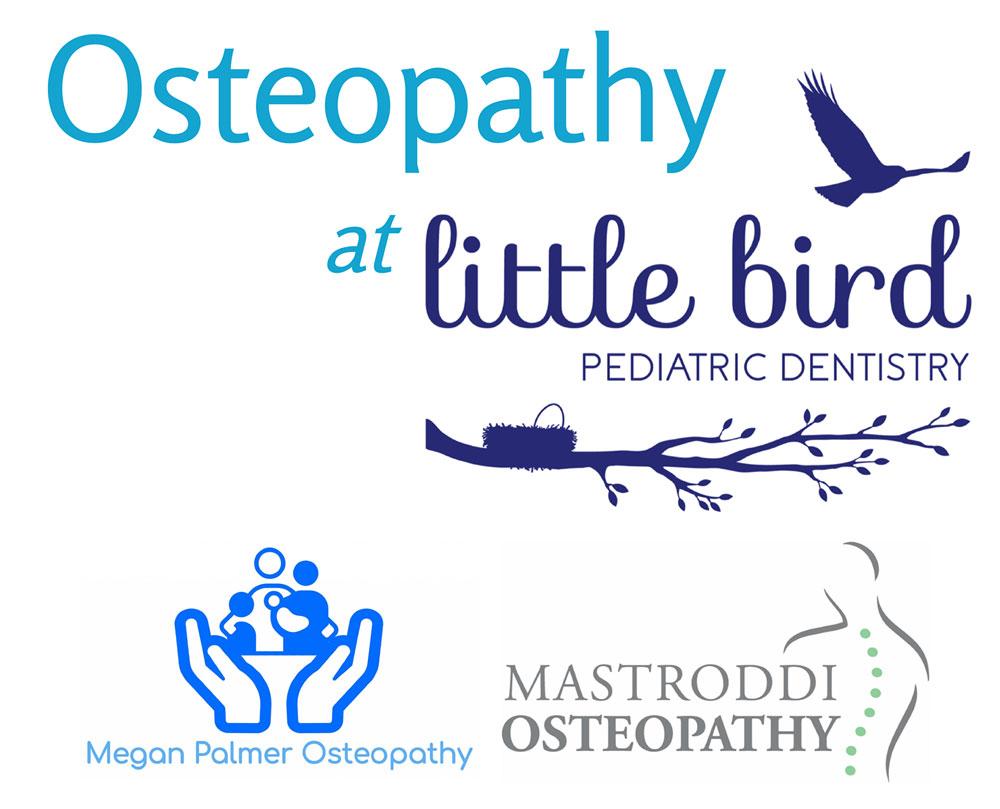 Altogether Osteopathy logos